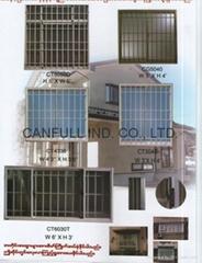 铝窗 Aluminium Windows