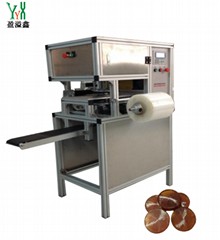 Handmade soap packing machine
