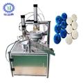 供應YN—700手動藍泡泡潔廁塊百褶包裝機 2