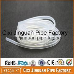 Medical Grade Silicone Tube Rubber Pipe