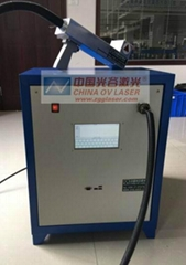 GGJG-600手持式激光除鏽機