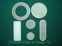 Wire Mesh Further Processing Products