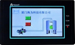 国产PLC Haiwell(海为)4.3寸触摸屏HD043T
