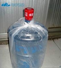 定做桶装水 防尘塑料薄膜袋