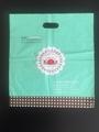 現貨生產各種手提平口塑料包裝袋可定製 2