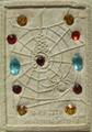 珠宝蜘蛛佛牌
