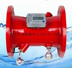 管网式超声波能量计
