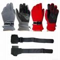Heated Fleece Glove