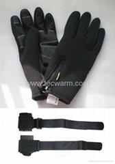 Heated Rider Gloves