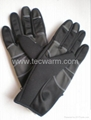 Heated Rider Gloves