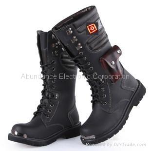 Heated boot