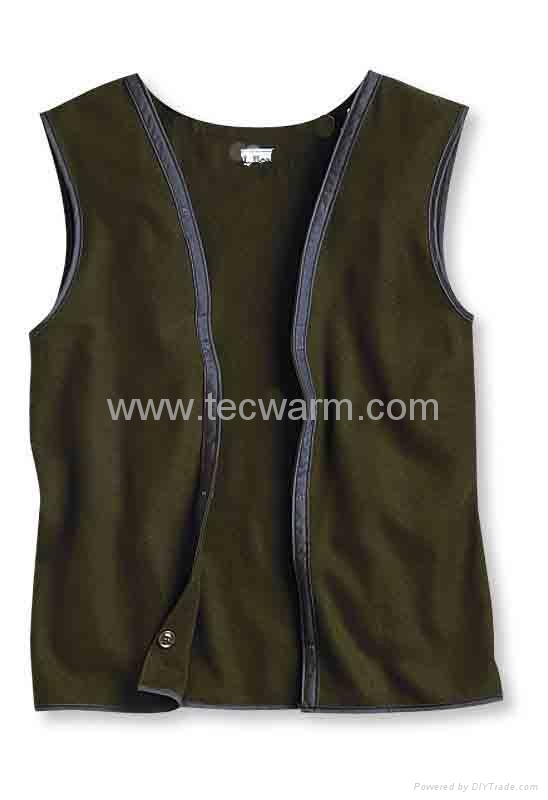 Heated Vest Liners