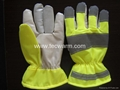 Heated Safety Glove