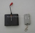 Remote control / battery  1