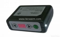 电热衣专用智能数码温控锂电池包