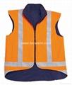 Heated Safety Vest