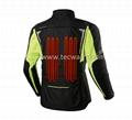12V Heated Motorcycle jacket
