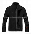 New heated softshell Jacket
