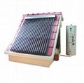 分体式高压太阳能热水器