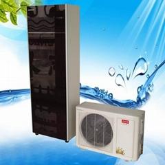 热泵热水器水循环