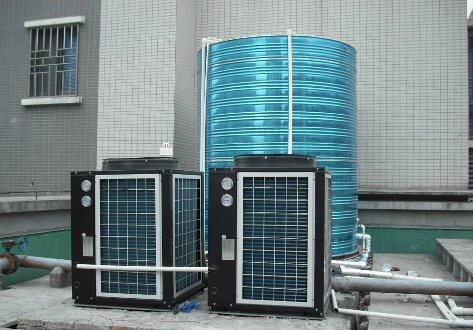 商用热泵热水器 4