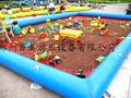儿童充氣沙灘池 2