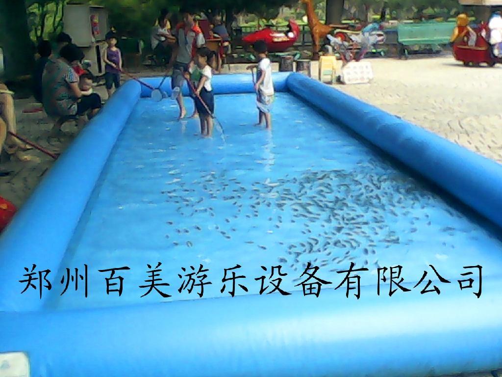 儿童充氣沙灘池 4