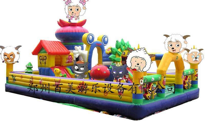 山東儿童充氣城堡 1