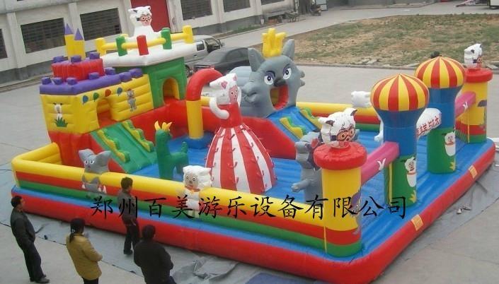 山東儿童充氣城堡 2