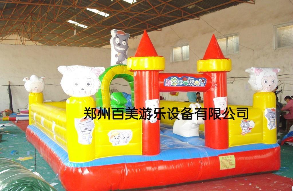 山東儿童充氣城堡 3