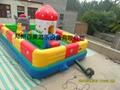 山東儿童充氣城堡 5