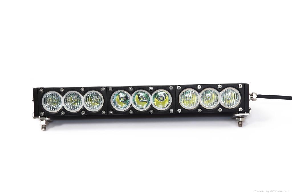 Cree single row light bar 165 90w baja design off road light bar cree single row light bar 165 90w baja design off road light aloadofball Image collections