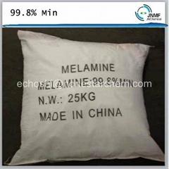high purity melamine 99.8 %