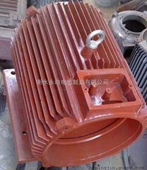 国标YZR冶金三相异步电机配件生产厂家