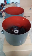 G280-A 370w 变频调速电机散热排风扇