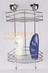 customize bathroom shelves(MS7007
