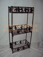 customize bathroom shelves(MS7030)