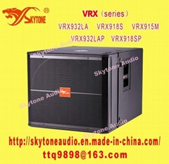 Powered Line Array Speaker(Jbl Vrx918sp Style )