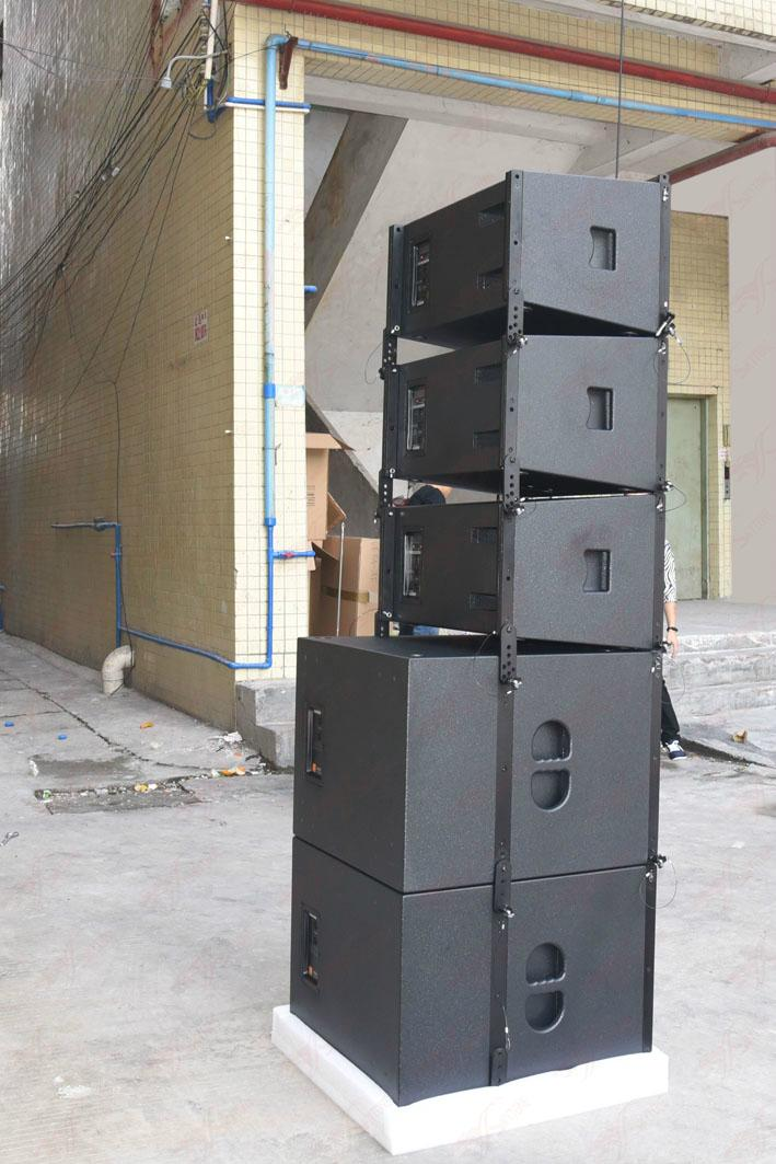 800W VERA 12 Line Array DJ Speaker Cabinet PRO Audio 1 ...