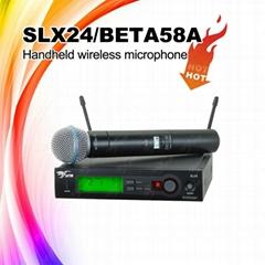 Slx24/58A Vocal Wireless Microphone