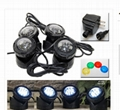 LED Submersible Light,Fountains lamp