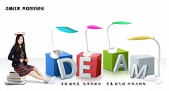 new led modern table lamp