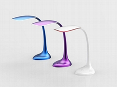 Dimmer Touch LED Desk Lamp Flexible