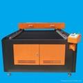 微雕激光裁床自動送料切割機 1