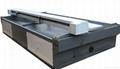 微雕激光裁床自動送料切割機 2