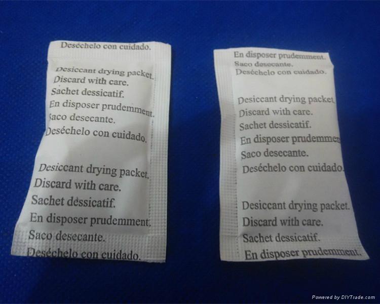 防潮珠 silica gel desiccant 硅胶干燥剂 4