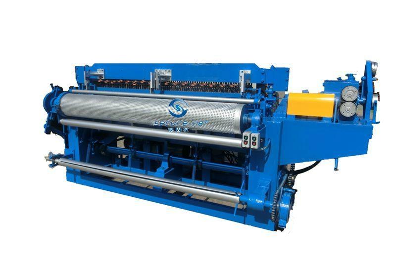 全自动不锈钢电焊网机 2