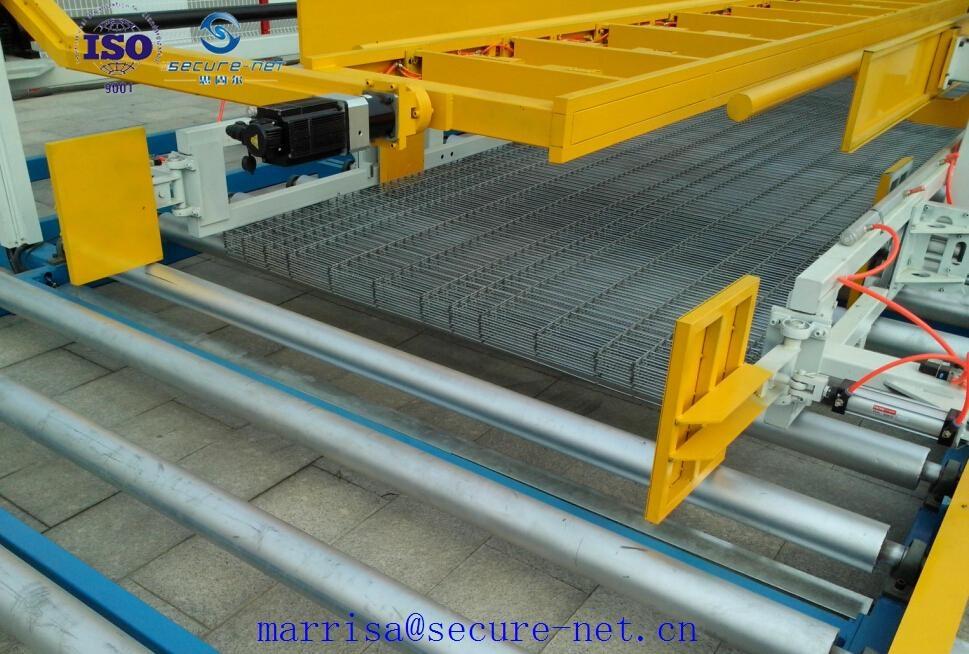 新型数控全自动排焊机 5