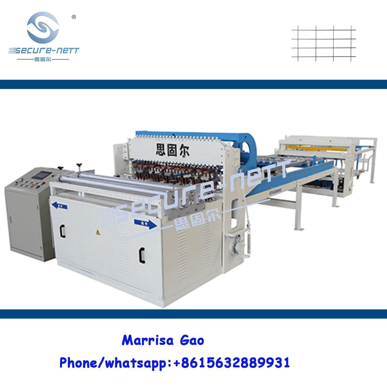 鸡笼网焊机 1