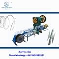 Razor blade wire machine
